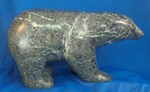 Native Soapstone Carving