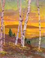 Alaskan Artist Guitta Corey