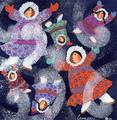 Alaskan Artist Barbara Lavallee