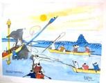 Alaskan Artist Ken Lisbourne