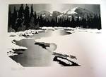 Alaskan Artist Byron Birdsall